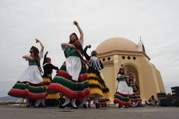La ciudad se prepara para celebrar este domingo la romería de Torregarcía.
